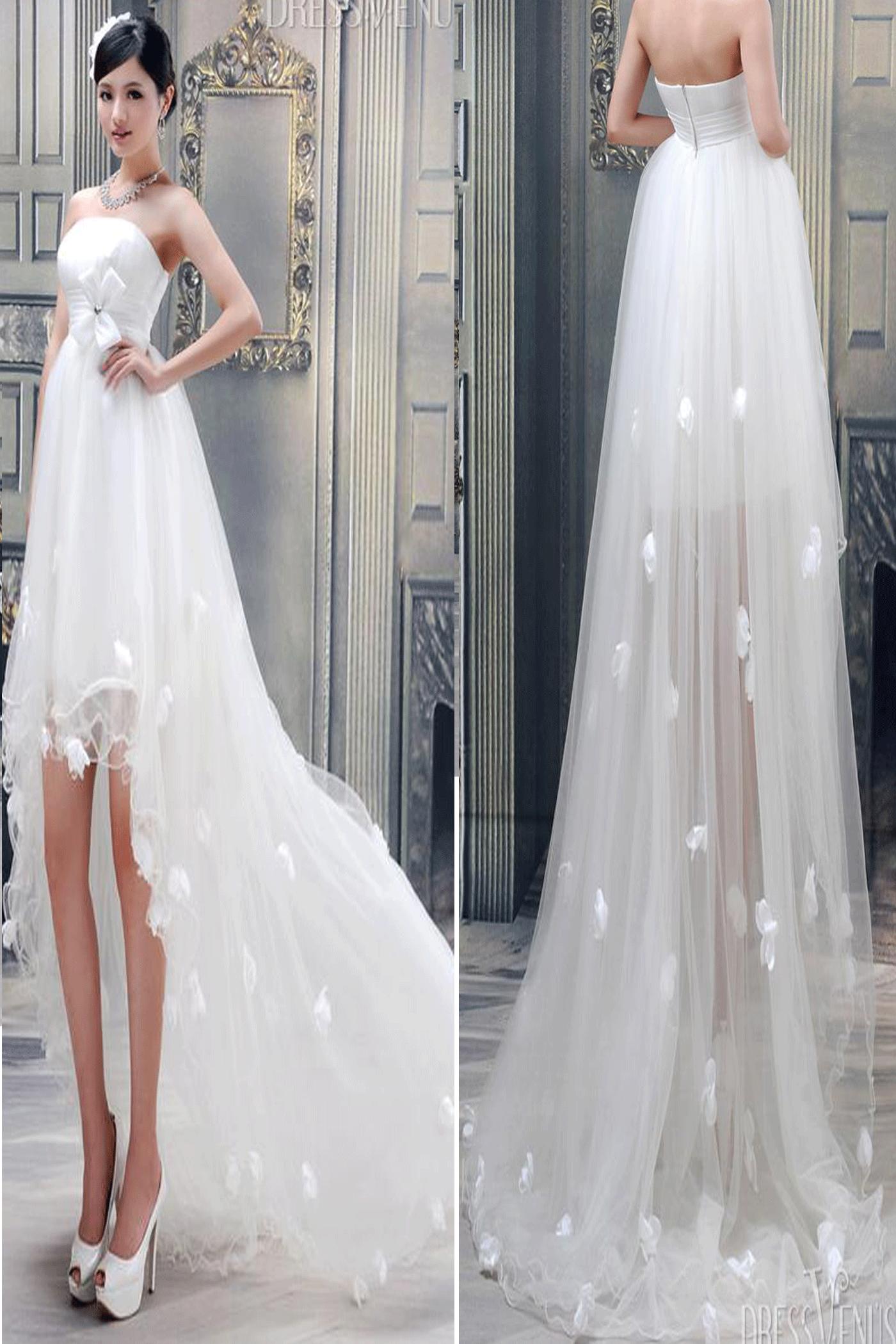 Stunning ball gown wedding dressdressvenusshop