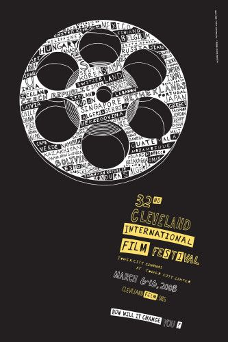 Poster 32nd Cleveland International Film Festival