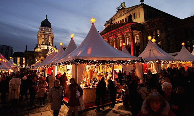 I BELIEVE™ Christmas Market Custom House Quarter, Dublin 26th November - 23rd December