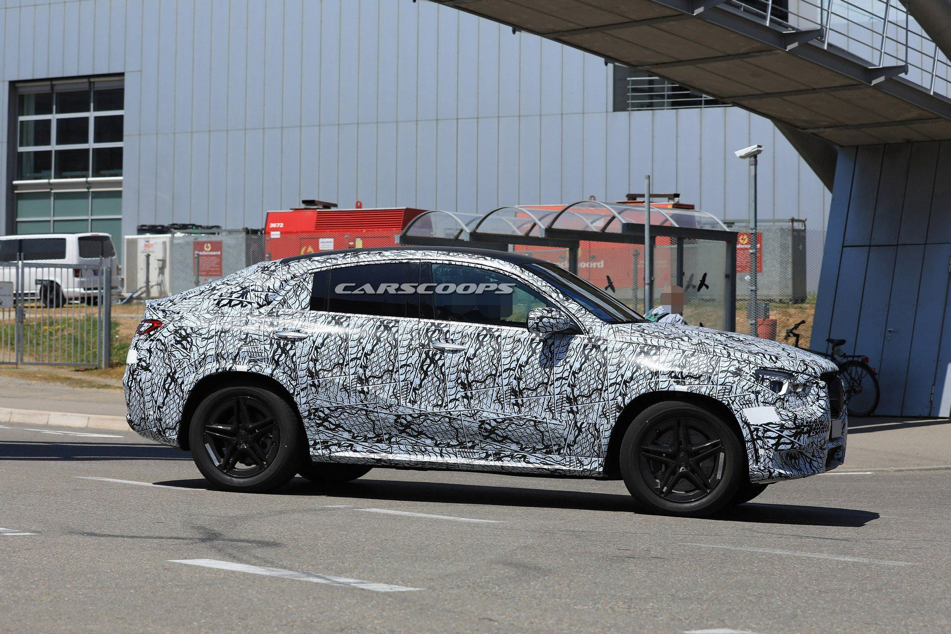 2020 Mercedes Gle Coupe