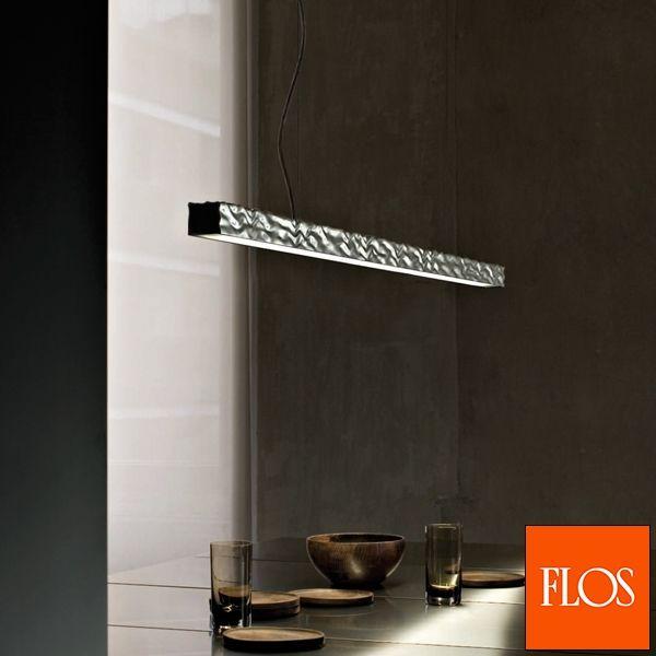 Eine moderne, aber dennoch dezente LED Pendelleuchte im italienischen Design von Flos
