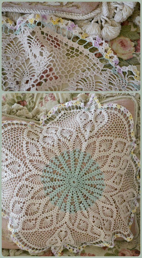 Beautiful Vintage Crochet Lace Doilies | crochet | Pinterest ...