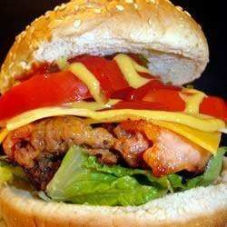 This Is Great!  The Bacon Makes The Hamburgers So Tender!