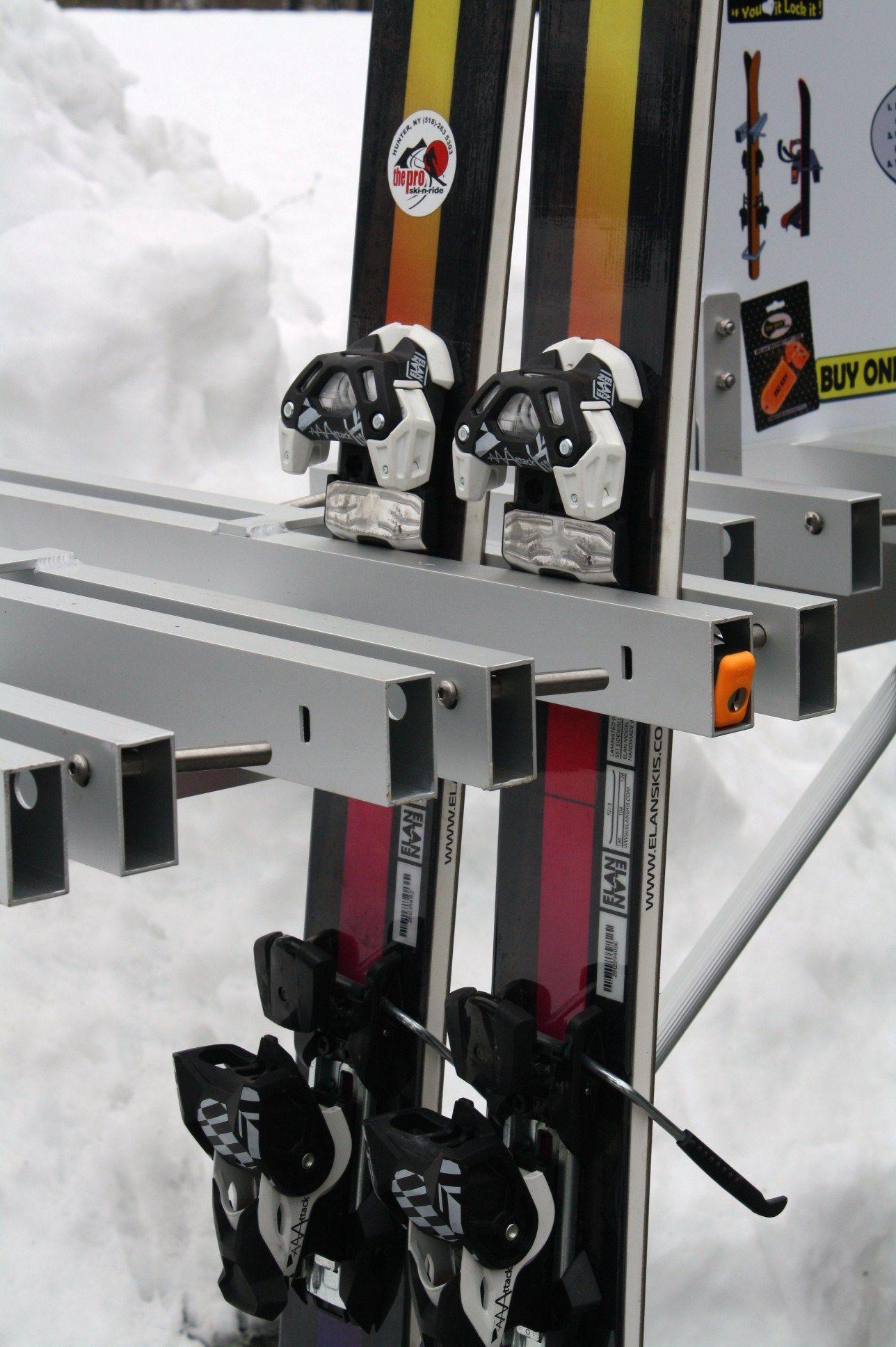 Pin On Locking Ski Snowboard Equipment