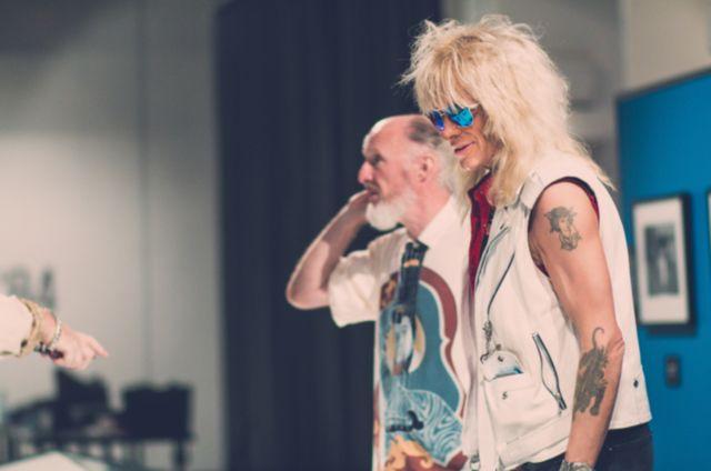 "Michael Monroe recalls Hanoi heat: ""It ended a little prematurely"" - Music - Voice.fi"