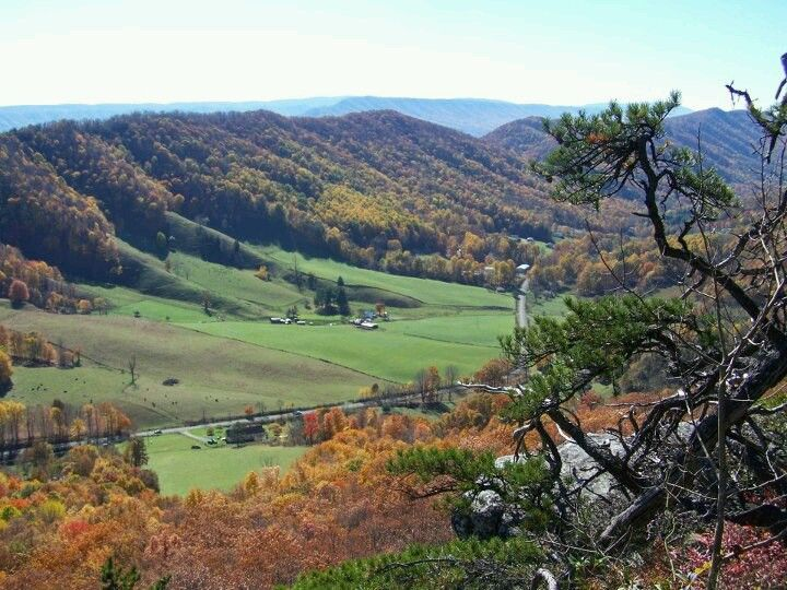 Home -- Pounding Mill Branch in Tazewell County, VA. | Redskins ...