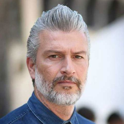 Best Hairstyles For Older Men 2019