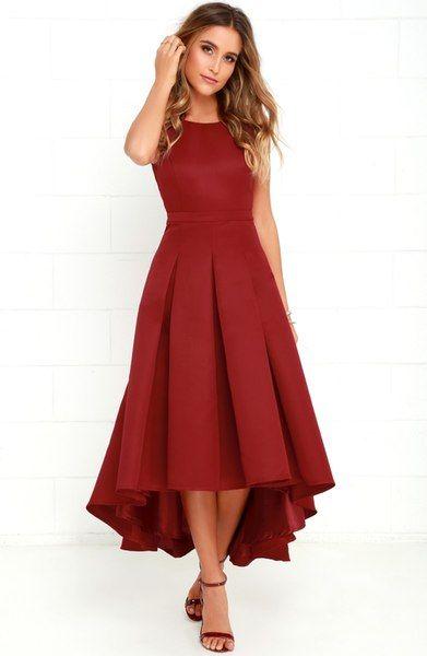 40++ Hi low dress information