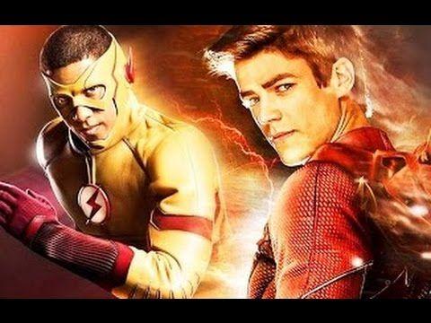 The Flash ⚡ It Has Begun - YouTube