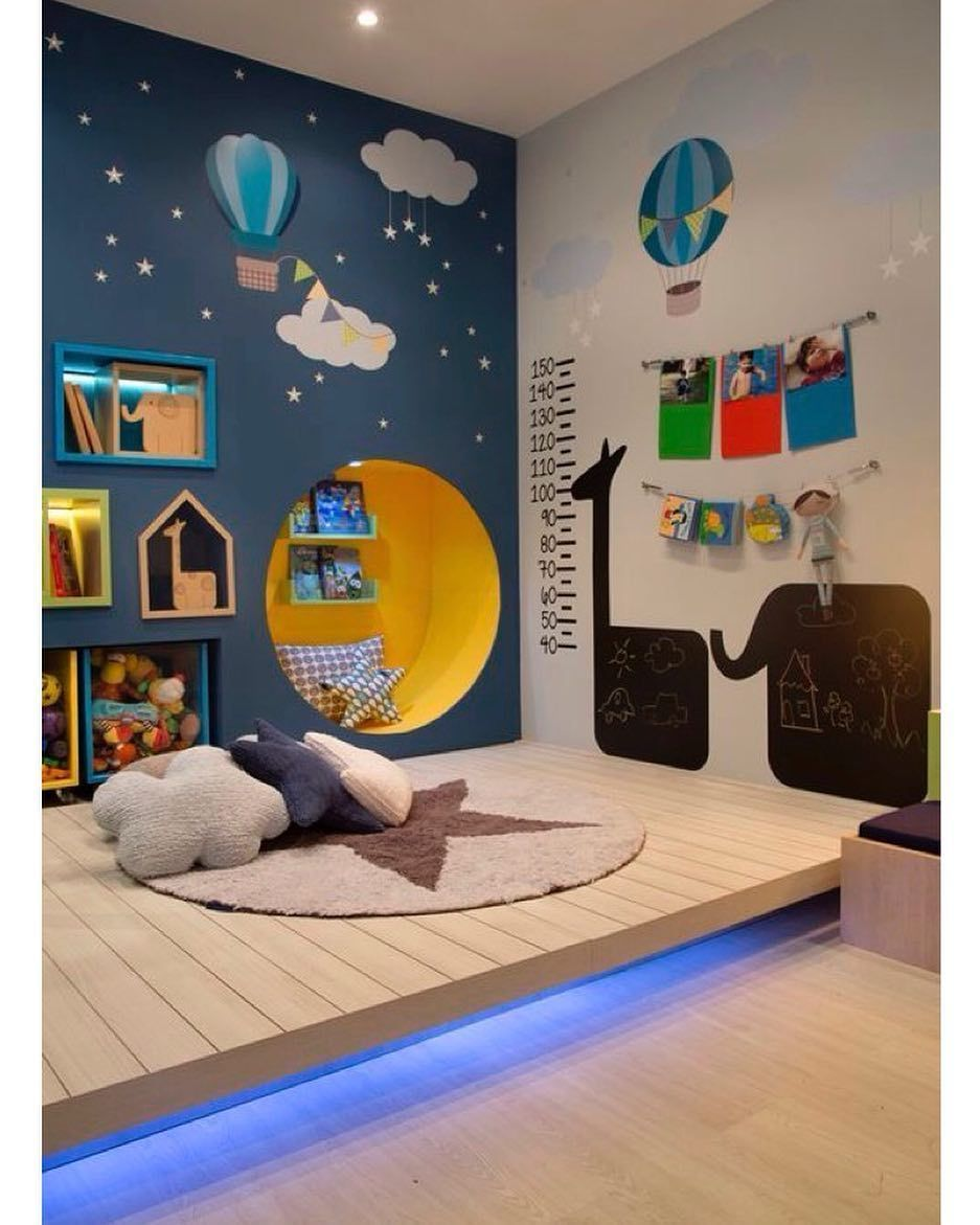 30 Fun And Stylish Kids Bedroom Ideas 2020 Your Kids Are Gonna
