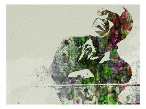 Ray Charles Posters by NaxArt at AllPosters.com
