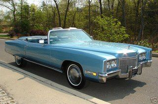 1971 Eldorado Cadillac Convertible Early 70 S Eldo Ragtops Have Tons Of Interior Room They Also The Gest Engine Then Available In A Production