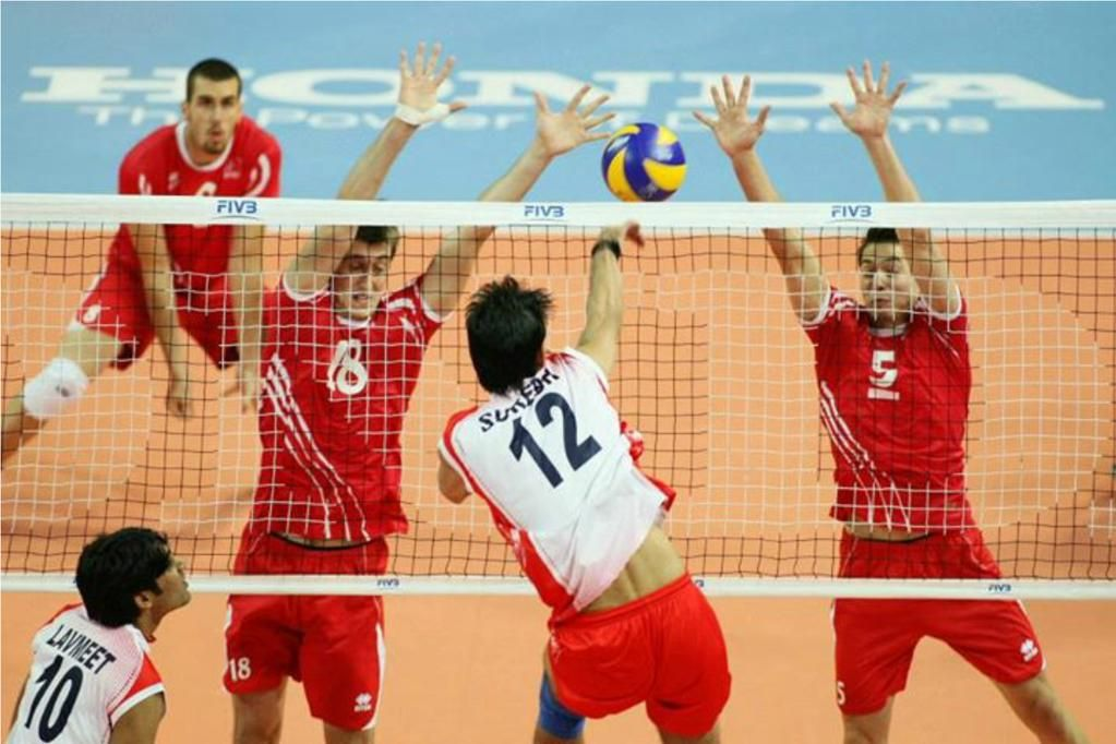 Volleyball World On Mens Volleyball Volleyball Dubai Events