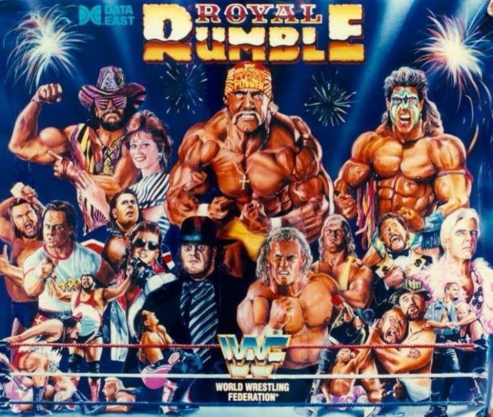 #283 MAKE YOUR SELECTION WWF WWE SHAWN MICHAELS WRESTLEMANIA 12 A4 A3 POSTER ART