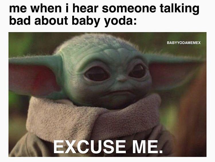 Pin By Sav3loni On Geekdom Star Wars Yoda Meme Yoda Images Yoda