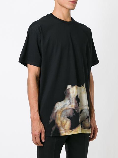 givenchy skull shirt