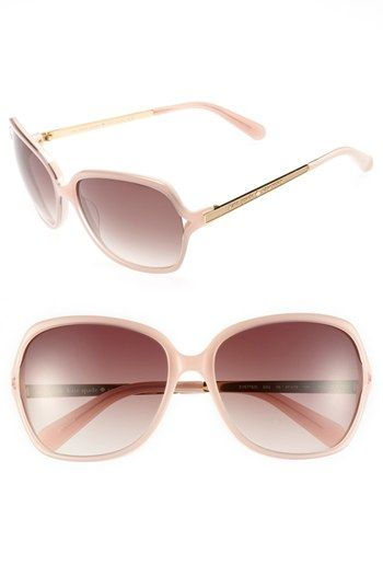 a9961bd819a8 kate spade new york 'evette' 57mm oversized sunglasses | style ...
