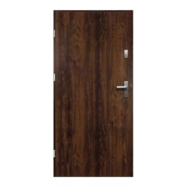 Drzwi Zewnetrzne Pelne O K Doors Artemida P55 80 Lewe Orzech Drzwi Zewnetrzne Castorama Tall Cabinet Storage Storage Cabinet Home Decor