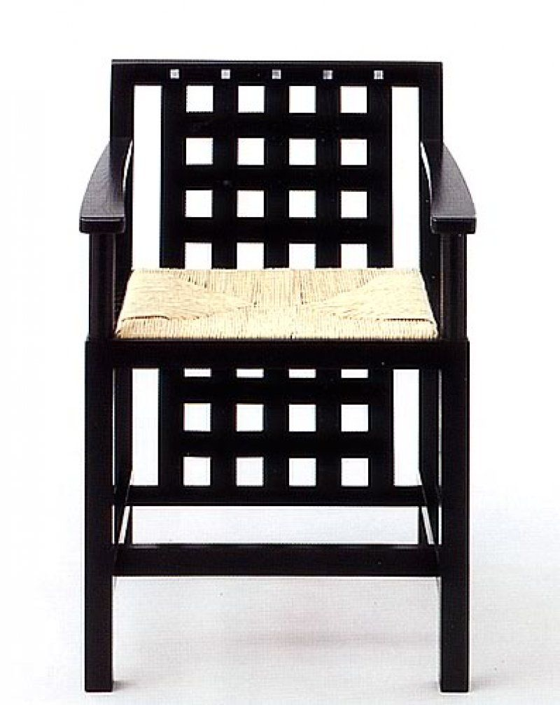 Charles Mackintosh   Hill House Chair