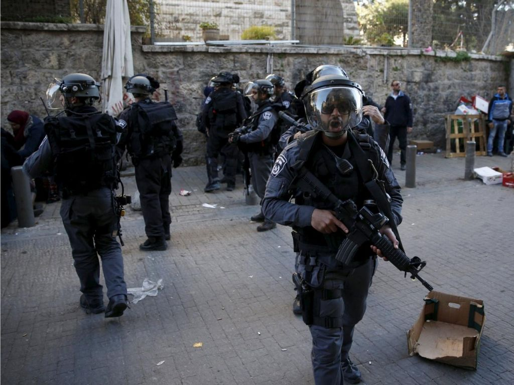 Arab-Israeli lawmakers meet with families of Palestinian assailants