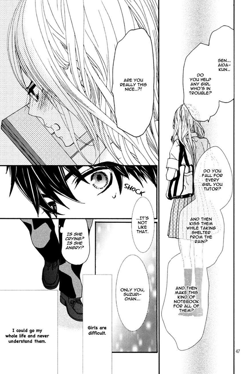 Honey Holic Manga Anime Manga Couple Anime Romance