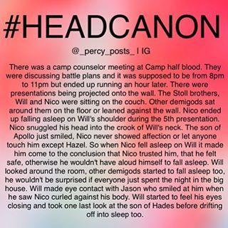 Solangelo Headcanons Google Search Percy Jackson Head Canon