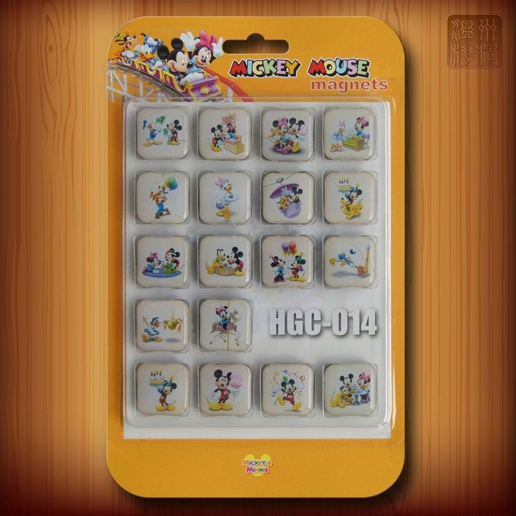 Apps iPhone iPad Magnete Mickey Mouse