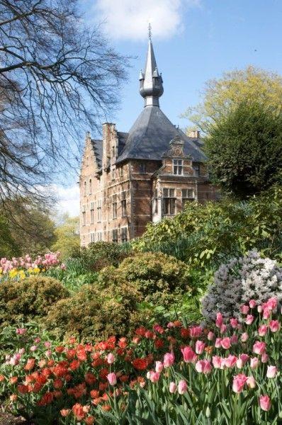 10th International Flower Exhibition Floralia Brussels From 5 April Until 5 May 2013 Belgien