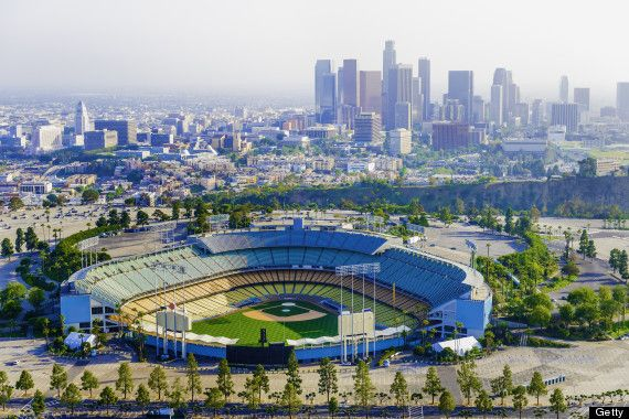 8 Ways You Know It S Autumn In La Los Angeles Dodgers