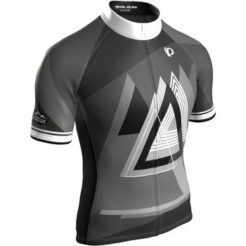 b6c647a89 Image of PEARL iZUMi Men s ELITE Pursuit LTD Jersey 21121705 - Mountain  Smoked Pearl   Black - EGG