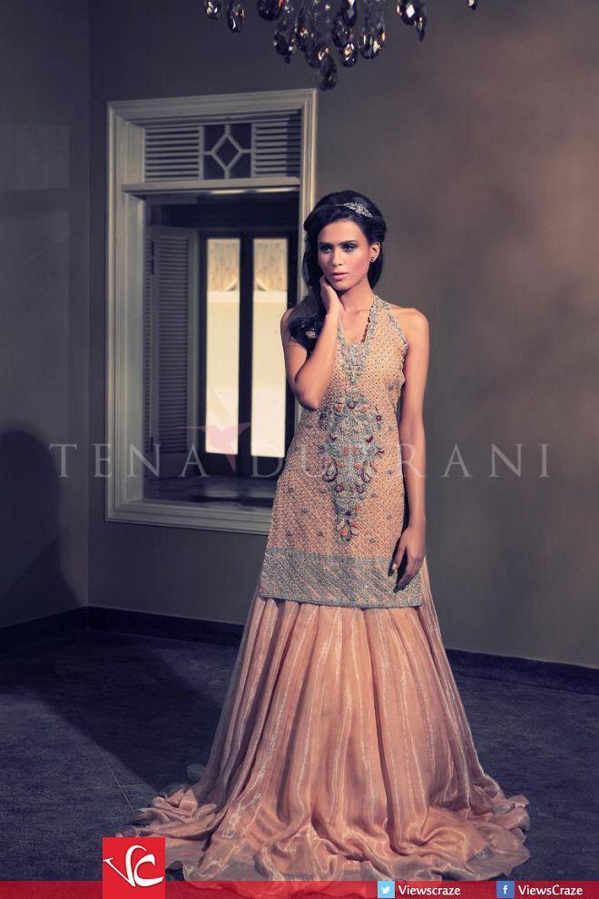 Tena Durrani\'s SS\'15 Wedding Wear Collection | Bridal Fashion ...