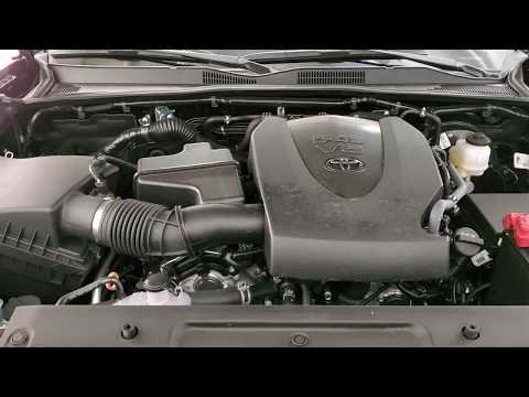 2016 2017 2018 2019 2020 2021 Toyota Tacoma 3 5l V6 Engine Idling After Oil Change Filter Youtube Toyota Tacoma Hot Rods Cars Muscle Oil Change