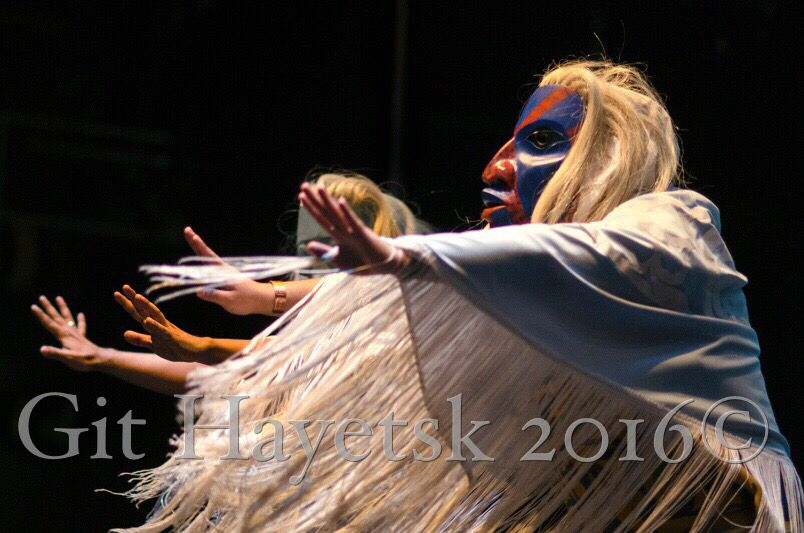 Git Hayetsk Will Be Performing At The Victoria Aboriginal Cultural