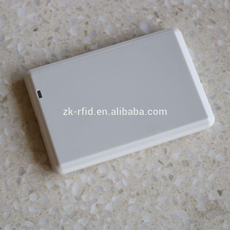 Best Selling Usb Portable Uhf Rfid Chip Card Reader And Writer Ic Keyboard Emulator White