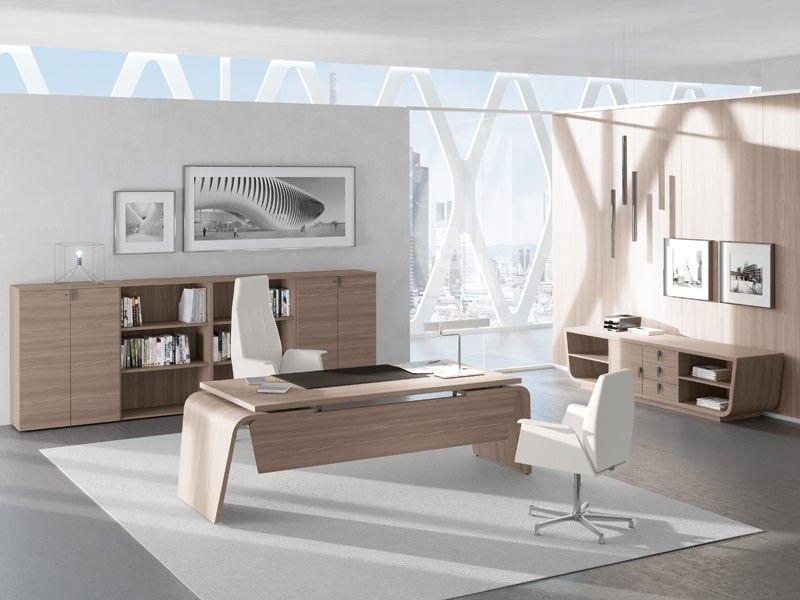 schreibtisch modern design, schreibtische #designerbüromöbel #arbeitszimmerset chefbüro modern, Design ideen