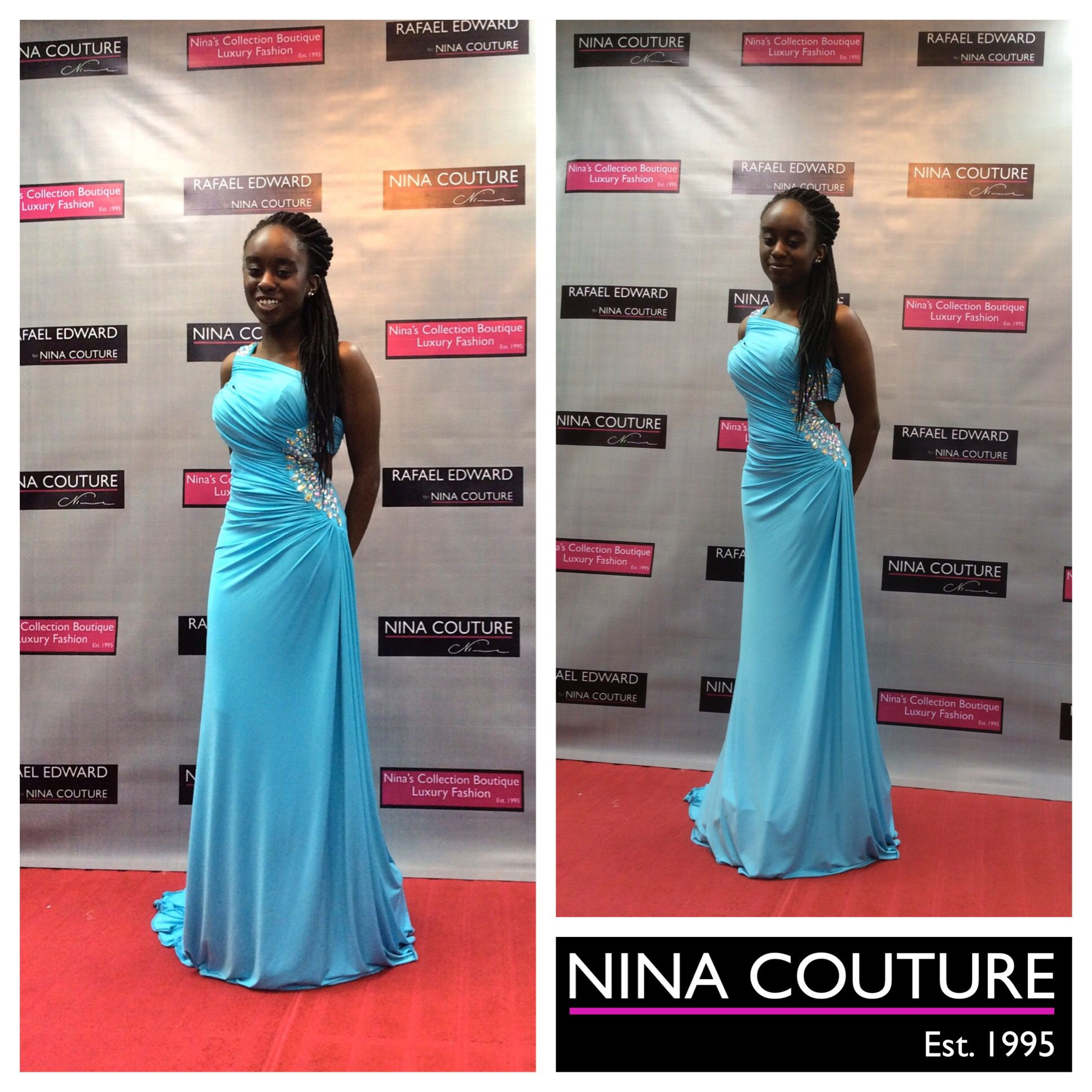 Say YES To The Dress With Designer Nina Couture at Nina\'s Collection ...