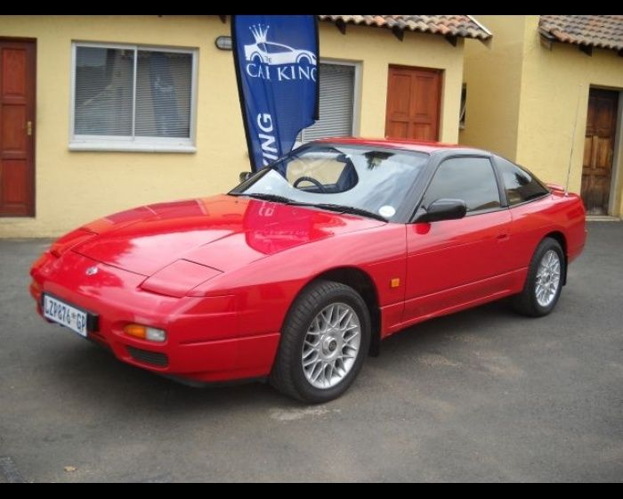 1992 NISSAN 200SX