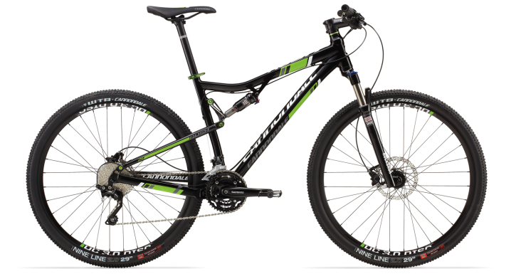 Rush 29 1 Mountain Bikes 2014 Cannondale Cannondale