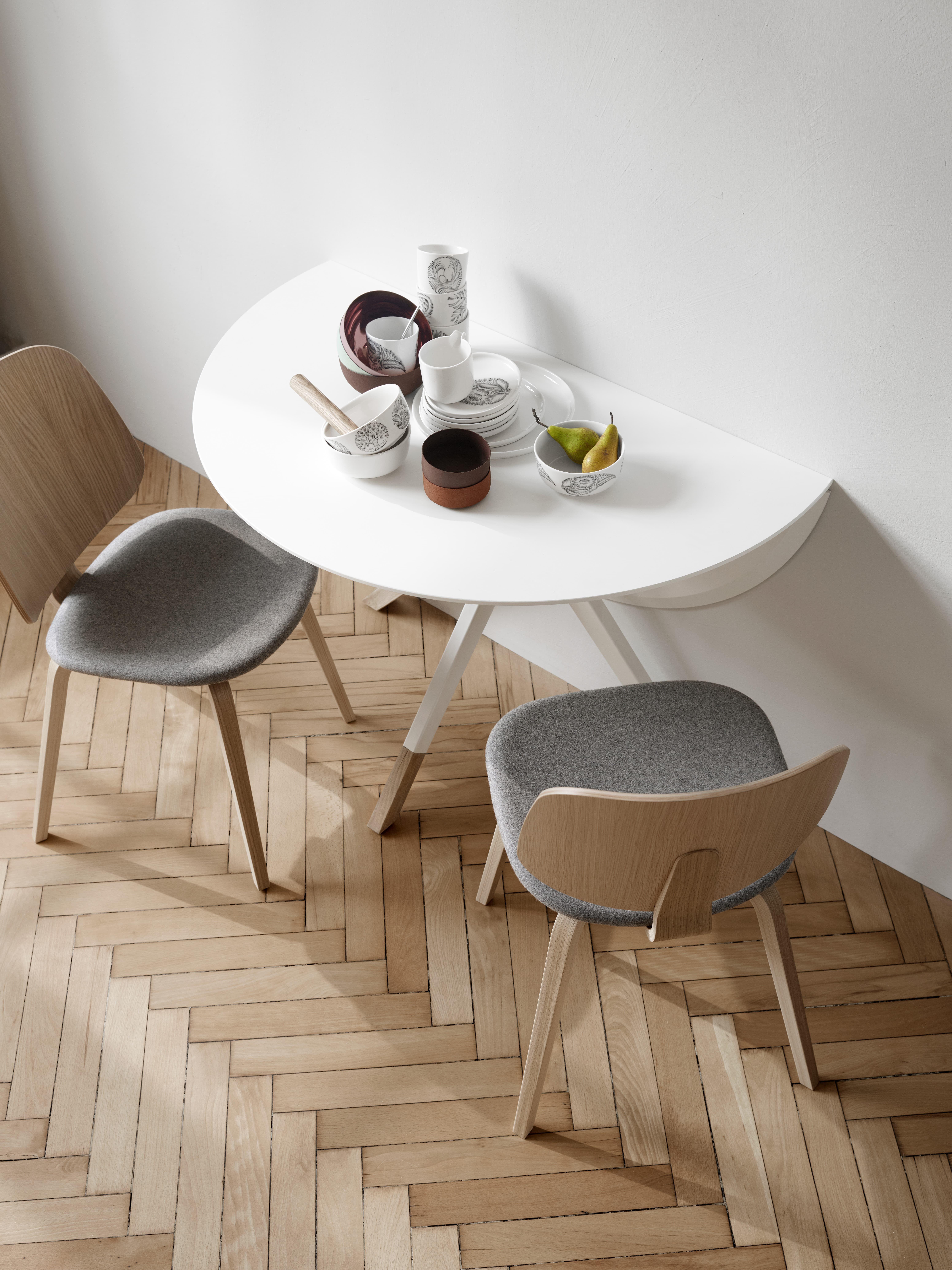 Aarhus Stühle mit Billund Tisch boconcept interiordesign