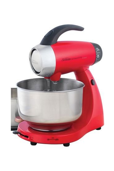 Sunbeam Mixmaster Classic Red MX8500R | Sunbeam Appliances ...