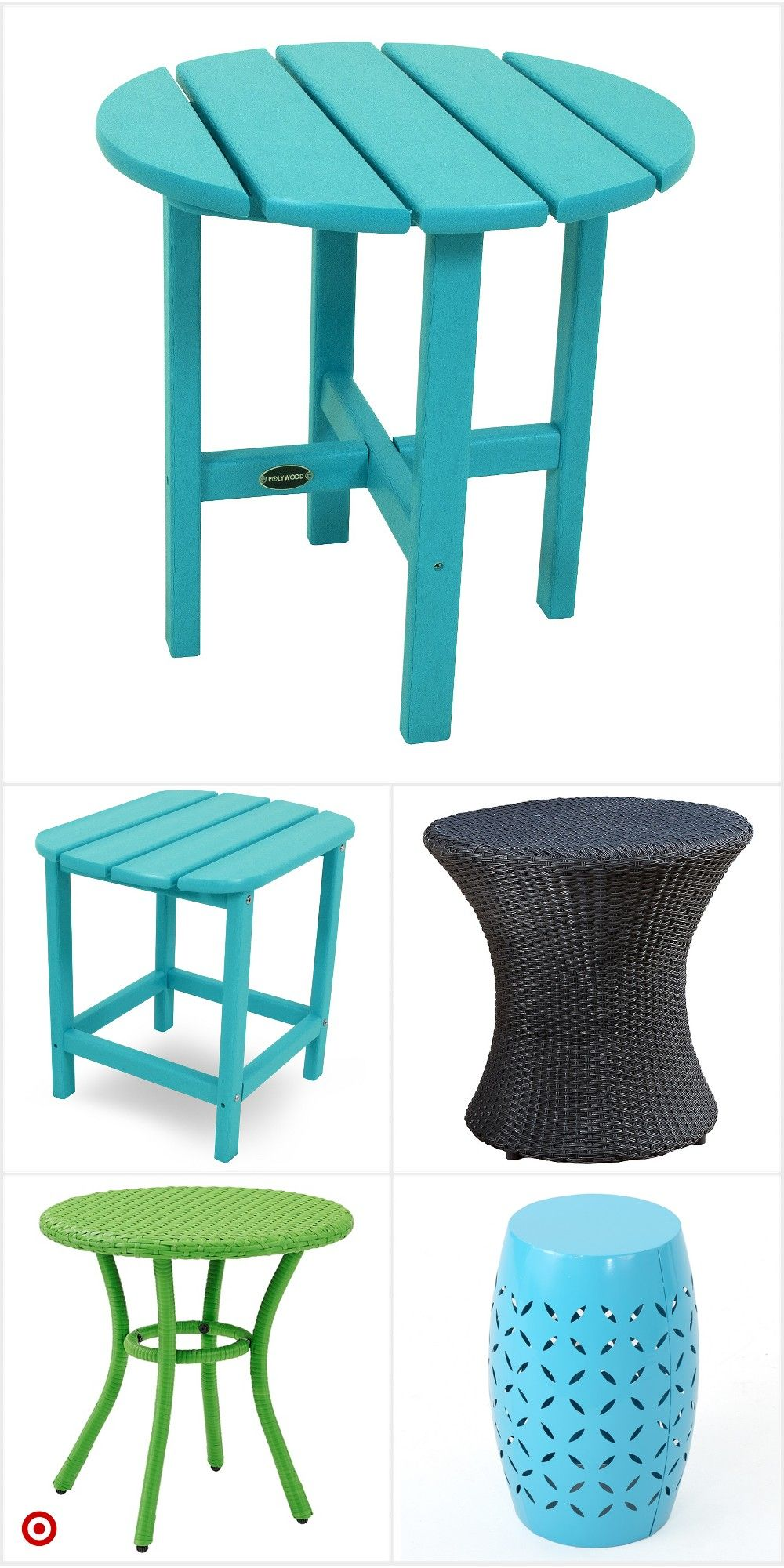 patio accent table on shop target for patio accent table you will love at great low prices free shipping on orders of 35 or fr in 2020 patio accent table patio accents patio dining table pinterest