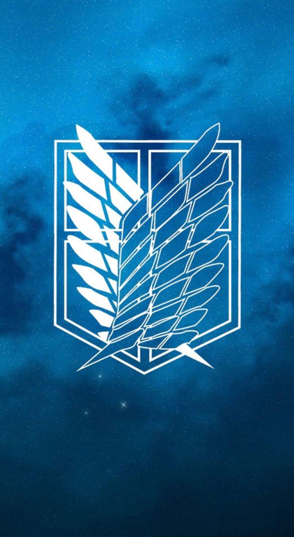 Attack On Titan Tropa De Exploracao Papel De Parede Anime