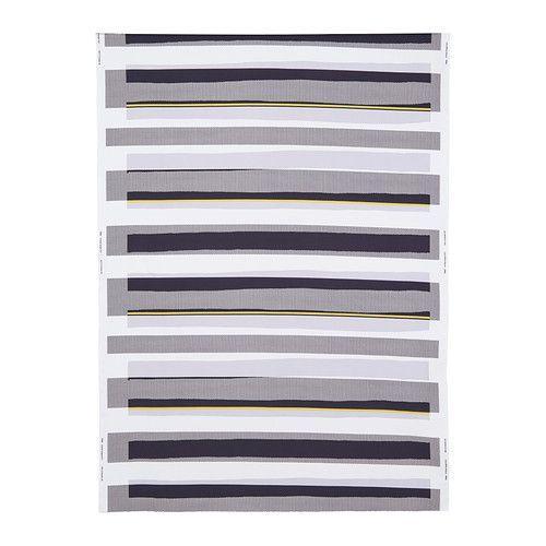 sebragr s tissu au m tre blanc noir jaune le metre. Black Bedroom Furniture Sets. Home Design Ideas
