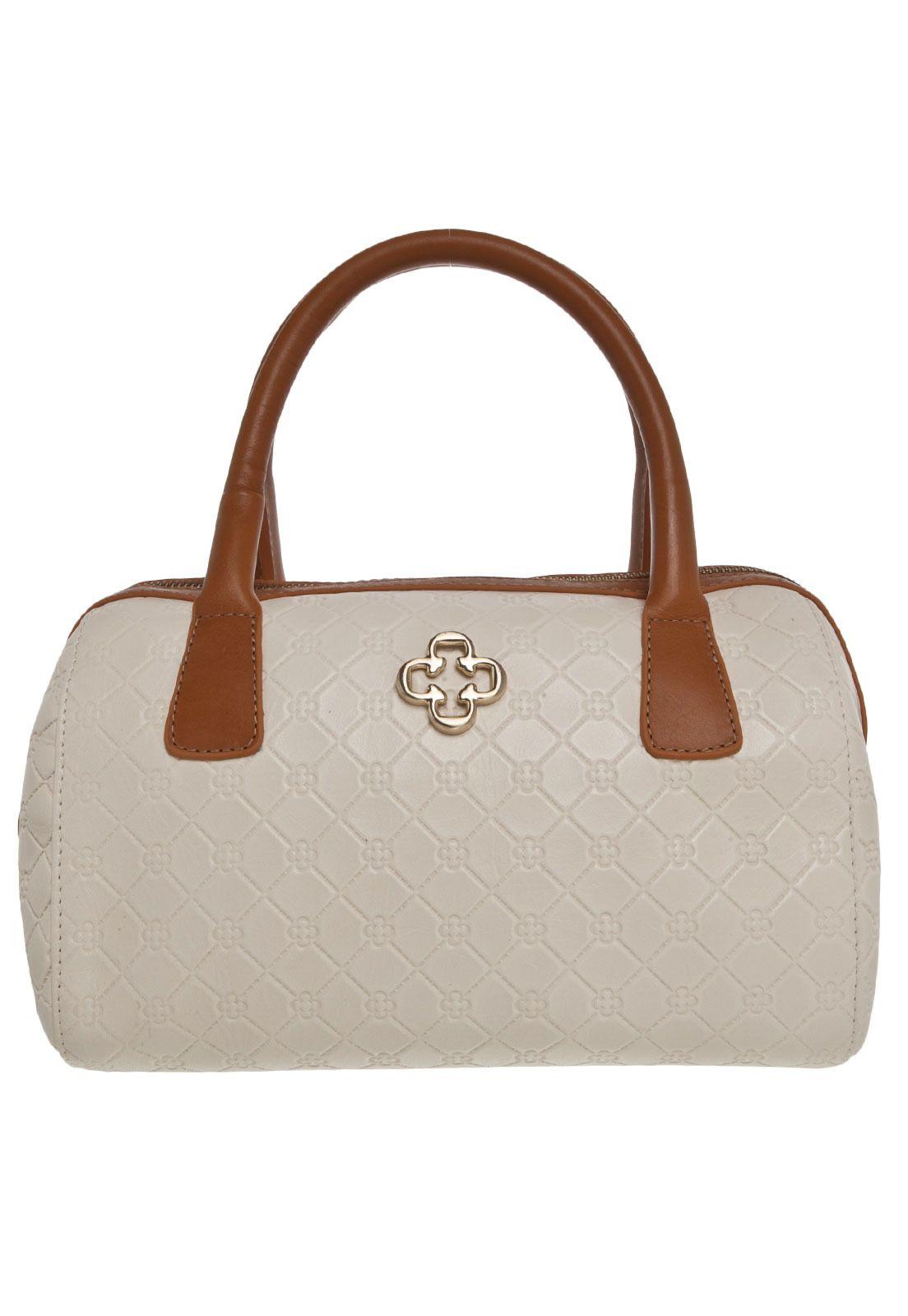 981db3430 Bolsa Capodarte Mini Branca - Compre Agora   Dafiti