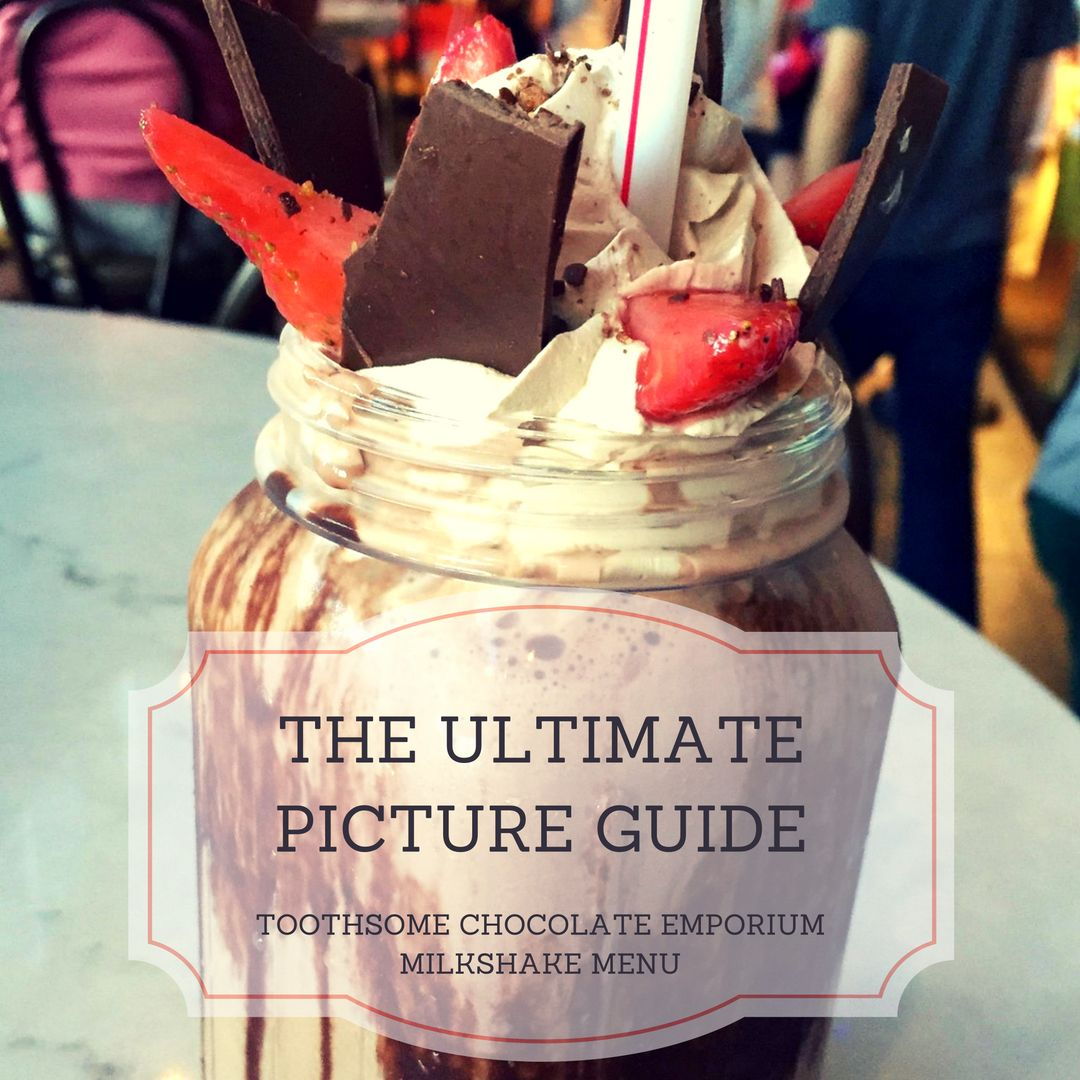 Your Ultimate Picture Guide To Toothsome Chocolate