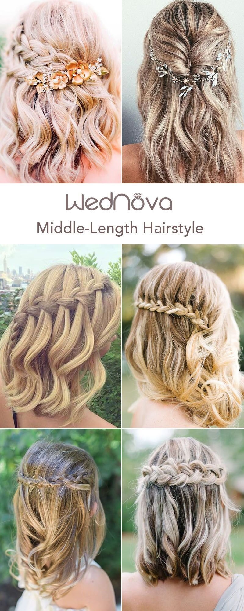 10 Easy Wedding Hairstyles Best Guide For Your Bridesmaids In 10