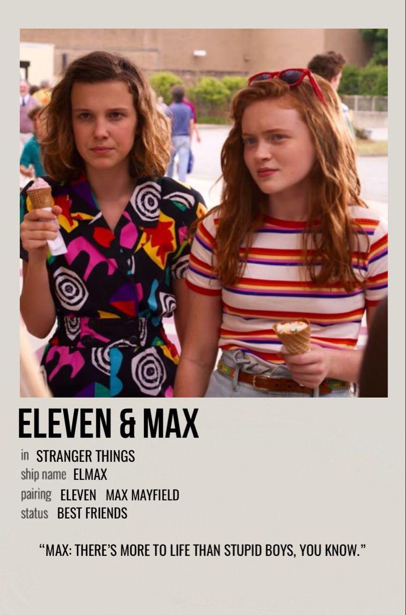 eleven & max