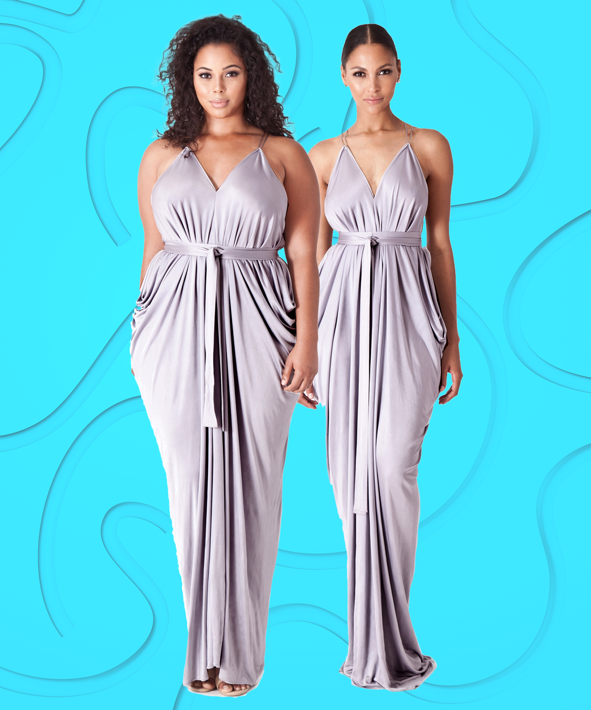 The one size fits all 300 bridesmaid dress you can wear 10 ways the one size fits all 300 bridesmaid dress you can wear 10 ways ombrellifo Images