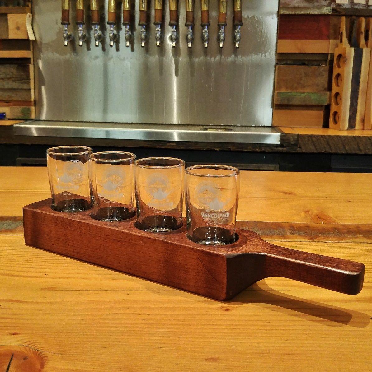 beer flight paddles wood working in 2018 pinterest beer