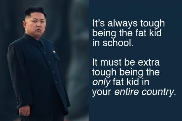 Check us out on Twitter https://twitter.com/#!/NoSeriouslyOff / Understanding Kim Jong-un